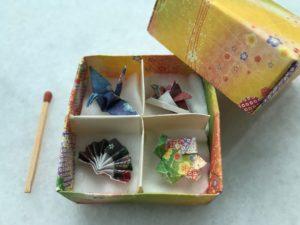折纸日本花色